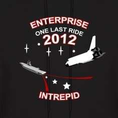 Enterprise Commemoration Hoodies