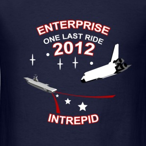 Enterprise Commemoration T-Shirts - Men's T-Shirt