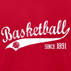 Basketball since 1891 Slogan T-Shirts - Men's T-Shirt by American Apparel