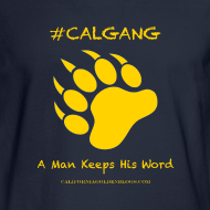 Design ~ CalGang A Man Keeps His Word