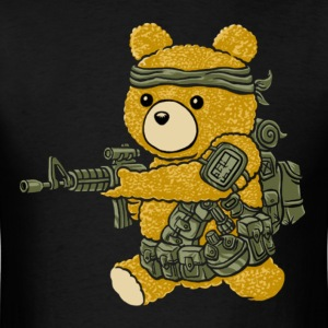 COD Bear Tee - Men's T-Shirt