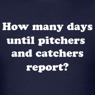Design ~ Pitchers and Catchers