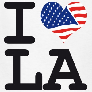 i love LA - Los Angeles Kids' Shirts - Kids' T-Shirt