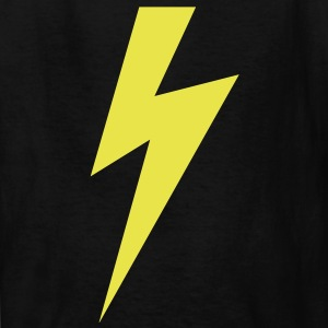 Lightning bolt - Kids' T-Shirt