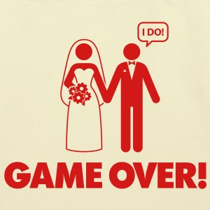 Game Over 3 (1c)++ Bags  - Eco-Friendly Cotton Tote
