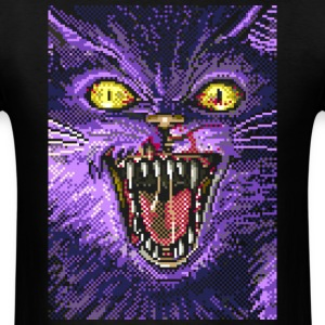 Zombie cat - Men's T-Shirt