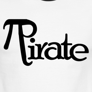 Pirate - Men's Ringer T-Shirt