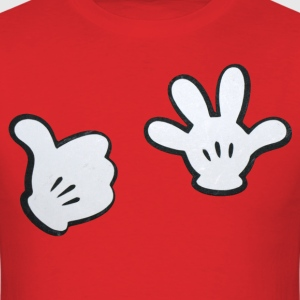 Thumb Up High Five Tee - Men's T-Shirt
