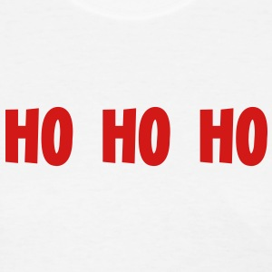 Ho ho ho - Women's T-Shirt