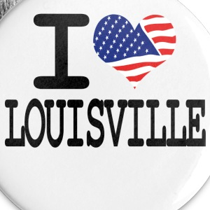 i love louisville Buttons - Small Buttons
