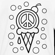Design ~ Ice Cream Cone Coloring T-shirt -2