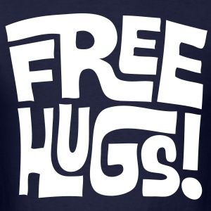 free hugs T-Shirts - Men's T-Shirt