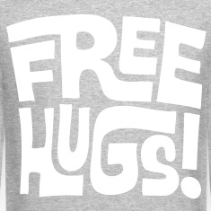free hugs Long Sleeve Shirts