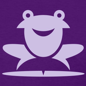 Purple Froggie Women's Standard Weight T-Shirt - Women's T-Shirt