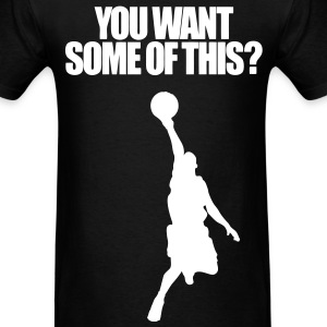 Baskeball player T-Shirts - Men's T-Shirt