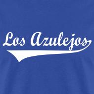 Design ~ Men's Los Azulejos - Royal Blue