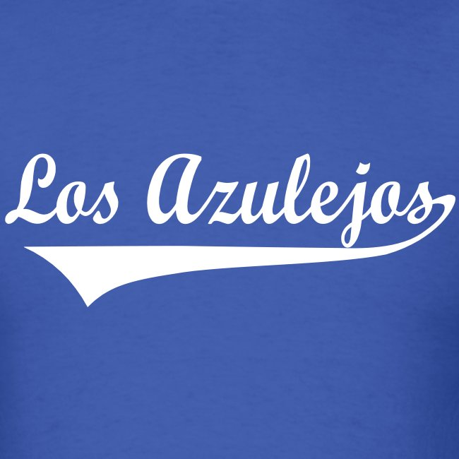 Men's Los Azulejos - Royal Blue