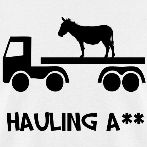 Hauling A**