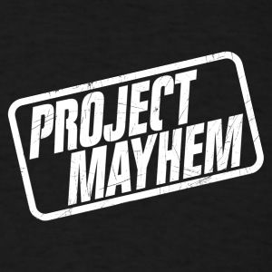 Project Mayhem T-Shirt - Men's T-Shirt