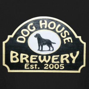Dog House Brewery Kid's Long Sleeve Black - Hair of the Dog - Kids' Long Sleeve T-Shirt