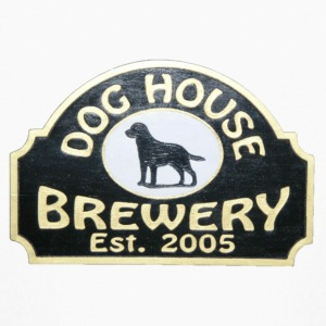 Dog House Brewery Kids Long Sleeve White - Hair of the Dog - Kids' Long Sleeve T-Shirt