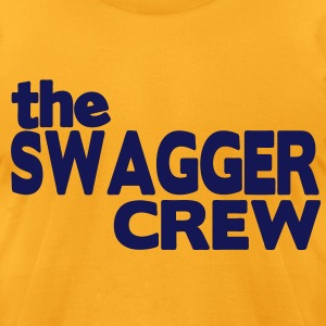 The Swagger Crew - Men's T-Shirt by American Apparel