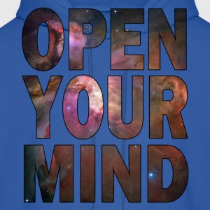 Open Your Mind - HD Design Hoodies - Men's Hoodie