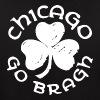 Chicago Go Bragh - Men's Zip Hoodie