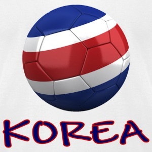 Team North Korea FIFA World Cup T-Shirts - Men's T-Shirt by American Apparel