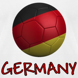 Team Germany FIFA World Cup T-Shirts - Men's T-Shirt by American Apparel