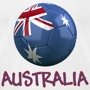Team Australia FIFA World Cup T-Shirts - Men's T-Shirt by American Apparel