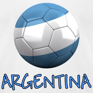 Team Argentina FIFA World Cup T-Shirts - Men's T-Shirt by American Apparel