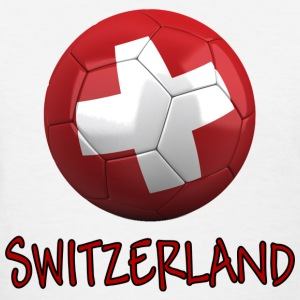 Team Switzerland FIFA World Cup Women's T-Shirts - Women's T-Shirt