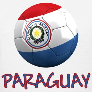 Team Paraguay FIFA World Cup Women's T-Shirts - Women's T-Shirt