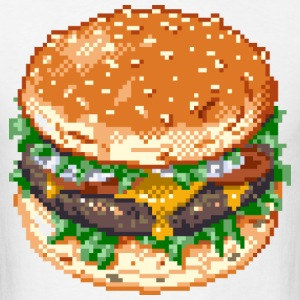 Cheeseburger - Men's T-Shirt
