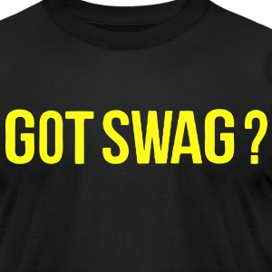 GOT SWAG? - Men's T-Shirt by American Apparel