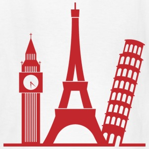 Europe (dd)++ Kids' Shirts - Kids' T-Shirt