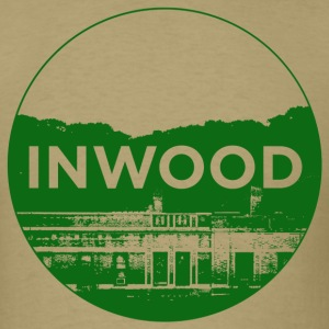 Inwood NYC - Men's T-Shirt