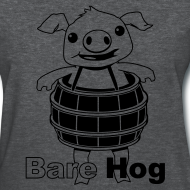 Design ~ Bare Hog Logo