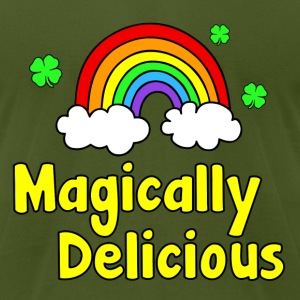 Magically Delicious T-Shirts - Men's T-Shirt by American Apparel