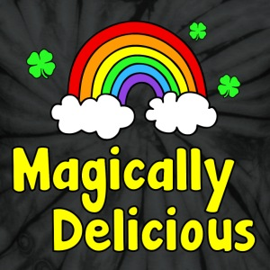 Magically Delicious T-Shirts - Unisex Tie Dye T-Shirt