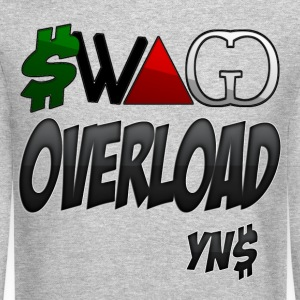 swaggoverload Long Sleeve Shirts - Crewneck Sweatshirt