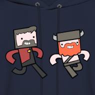 Design ~ Mens Hoodie: Hey Yogscast