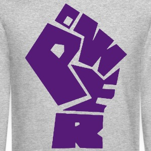 Power Crewneck - Crewneck Sweatshirt