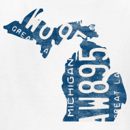 Design ~ Michigan Plate State