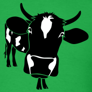 Design ~ animal t-shirt cow bull ox milk farmer farm country cows dairy beef steak cook bbq