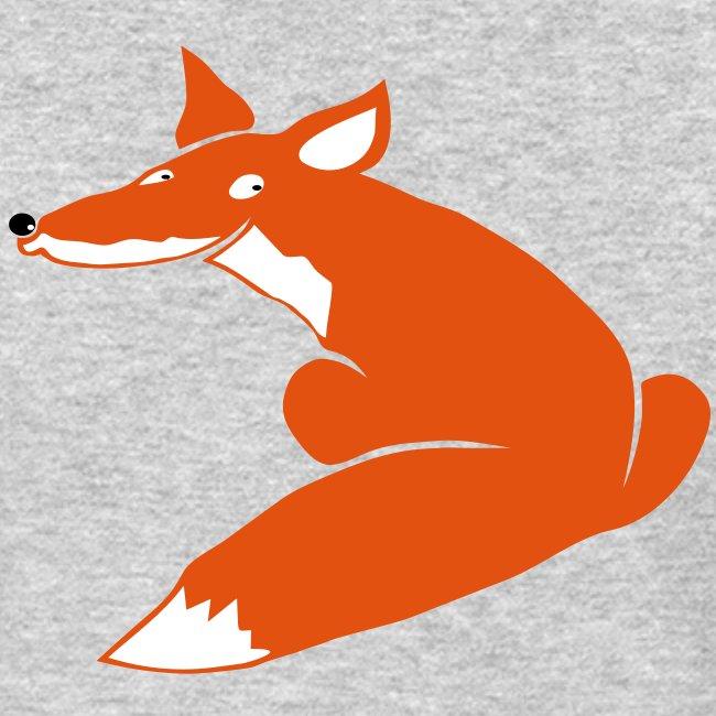 t-shirt fox foxy smart forest animal hunter hunting