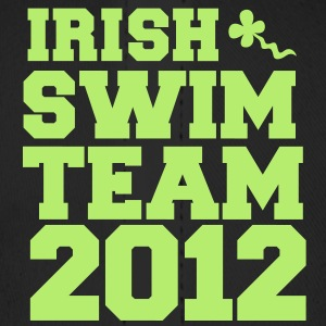 irish swim team year 2012 St Paricks Day design Caps - Baseball Cap