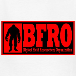 BFRO red Kids' Shirts - Kids' T-Shirt