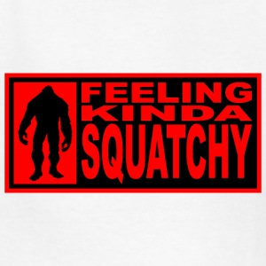 Squatchy red Kids' Shirts - Kids' T-Shirt